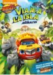Blaze Y Los Monster Machines : Viaje A La Isla De Los Animales