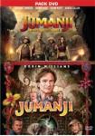 Pack Jumanji (1995) + Jumanji : Bienvenidos a la Jungla