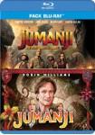 Pack Jumanji (1995) + Jumanji : Bienvenidos a la Jungla (Blu-Ray)