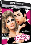 Grease (Blu-Ray 4k Ultra Hd + Blu-Ray)