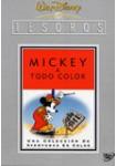 Tesoros Disney: Mickey a Todo Color: Volumen 1