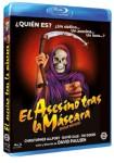 El Asesino Tras La Máscara (Blu-Ray)