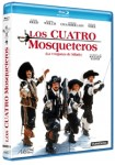 Los Cuatro Mosqueteros (La Venganza De Milady) (Blu-Ray)