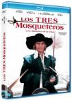 Los tres mosqueteros (Los diamantes de la reina) (Blu-Ray)