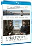 Final Portrait (El Arte De La Amistad) (Blu-Ray)