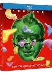 Vértigo (Blu-Ray) (Ed. Metálica)