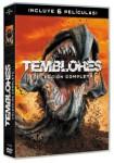 Pack Temblores (1 a 6) (Colección completa)
