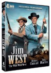 Jim West : 2ª Temporada - 1ª Parte