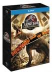 Pack Parque Jurásico (1 a 4) (Ed. 2018) (Blu-Ray)