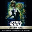 B.S.O Star Wars: El Retorno del Jedi (CD)