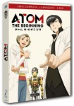 Atom The Beginning - (Episodios 1 a 12) Serie Completa