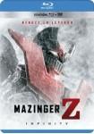 Mazinger Z : Infinity (Blu-Ray + Dvd)