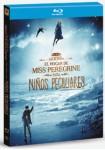 El Hogar De Miss Peregrine Para Niños Peculiares (Blu-Ray) (Ed. Libro)