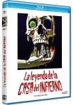La Leyenda De La Casa Del Infierno (Blu-Ray)