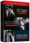 Pack Cincuenta Sombras De Grey (Blu-Ray) Trilogía