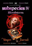 Subespecies 4 + Vampire Journals