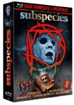 Subespecies 1 A 4 + Vampirte Journals (Blu-Ray)