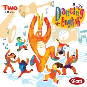 Dancing English Two CD