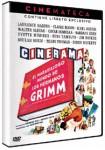 Cinemateca: El Maravilloso Mundo De Los Hermanos Grimm
