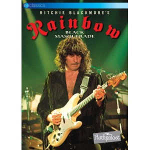 Black Masquerade (Ritchie Blackmore's Rainbow) DVD