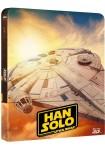 Han Solo : Una Historia De Star Wars (Ed. Metálica) (Blu-Ray)