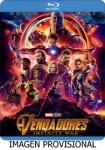 Vengadores : Infinity War (Blu-Ray)