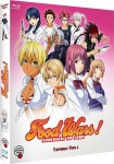 Food Wars - 1ª Temporada - 2ª Parte (Blu-Ray)