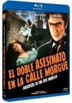 El Doble Asesinato En La Calle Morgue (Blu-Ray)