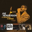 5 Original Albums: Joe Henderson (5 CD)