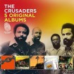 5 Original Albums: The Crusaders (5 CD)