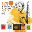 5 Original Albums: Stan Getz Vol.2 (5 CD)