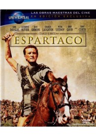 Espartaco (1960) (Grandes Directores DVD+LIBRO)