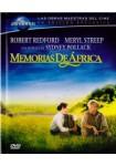 Memorias de África (Grandes Directores DVD+LIBRO)