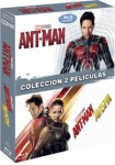 Ant-Man + Ant-Man Y La Avispa (Blu-Ray)