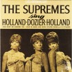 The Supremes Sing Holland - Dozier - Holland (2 CD)