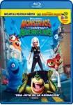 Monstruos Contra Alienígenas (Blu-Ray)
