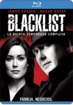 The Blacklist - 5ª Temporada (Blu-Ray)