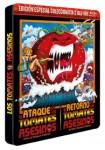 El Ataque De Los Tomates Asesinos + El Retorno De Los Tomates Asesinos (Blu-Ray)
