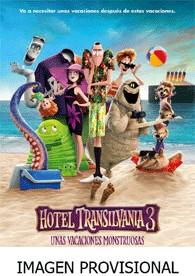 Hotel Transilvania 3 (Unas Vacaciones Monstruosas)