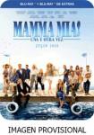 Mamma Mia! Una Y Otra Vez (Blu-Ray + Bd Extras) (Ed. Especial Metálica)**