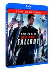 Mission Impossible 6 : Fallout (Blu-Ray)