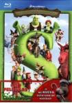 Pack Shrek : La Historia Completa (Blu-Ray)