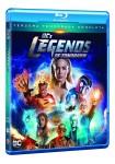 Dc´s Legends Of Tomorrow : 3ª Temporada (Blu-Ray)