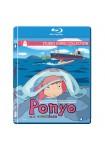 Ponyo En El Acantilado (Blu-Ray)