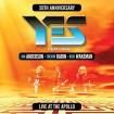 Live At The Apollo (Yes Featuring Jon Anderson, Trevor Rabin, Rick Wakeman) CD(2)