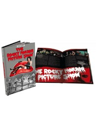 The Rocky Horror Picture Show (V.O.S.) - Collector´s Cut (Libro Tapa dura + DVD)