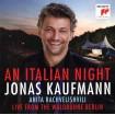 An Italian Night - Live From The Waldbüh (Jonas Kaufmann) CD