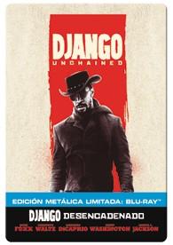 Django Desencadenado (Blu-Ray) (Ed. Metálica)