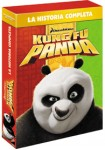 Pack Kung Fu Panda 1 a 3 (Blu-Ray)