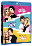 Grease 1 a 3 (Blu-Ray)